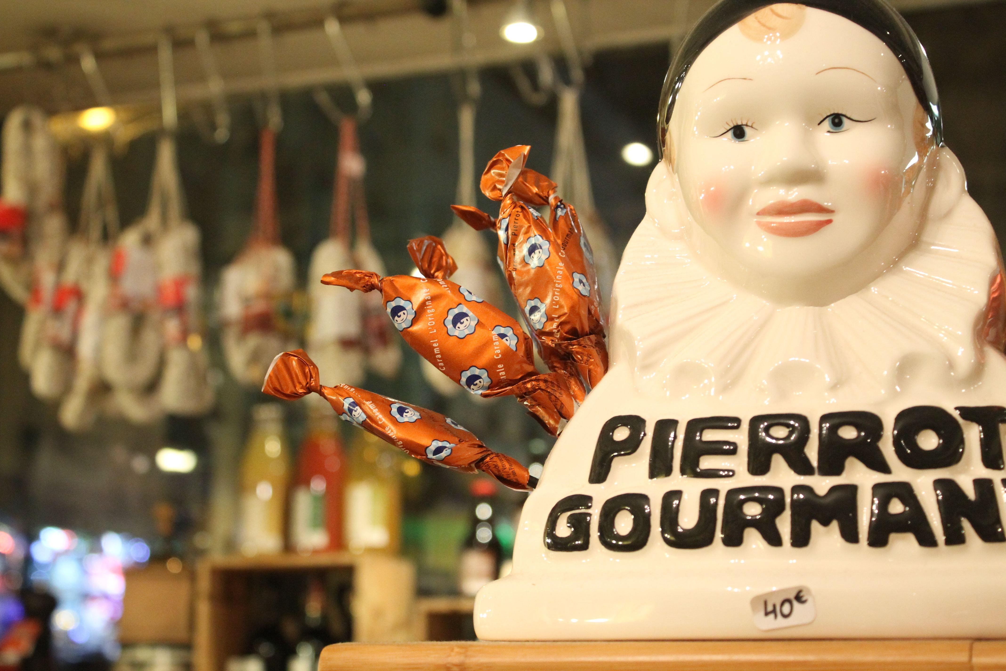 Epicerie du terroir Epicerie fine 75018 pierrot gourmand sucettes petitscommerces.fr