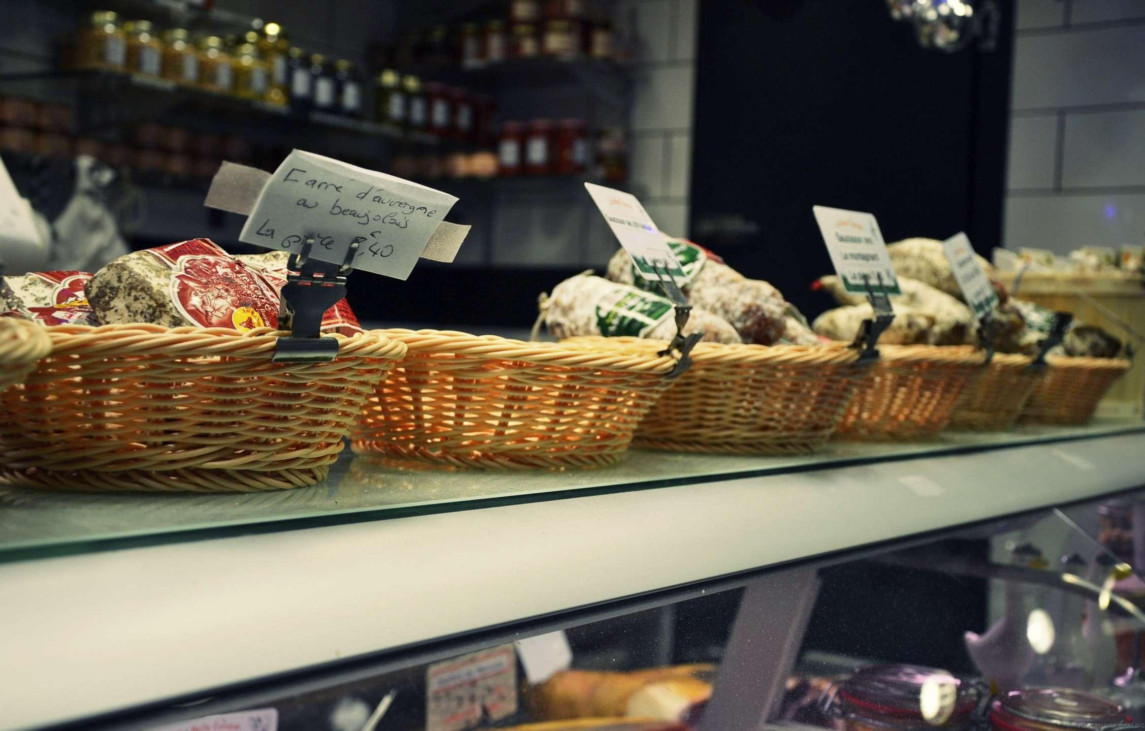 boucherie charcuterie triperie la belle époque paris 17 rue de la jonquière petits commerces petitscommerces.fr. 6