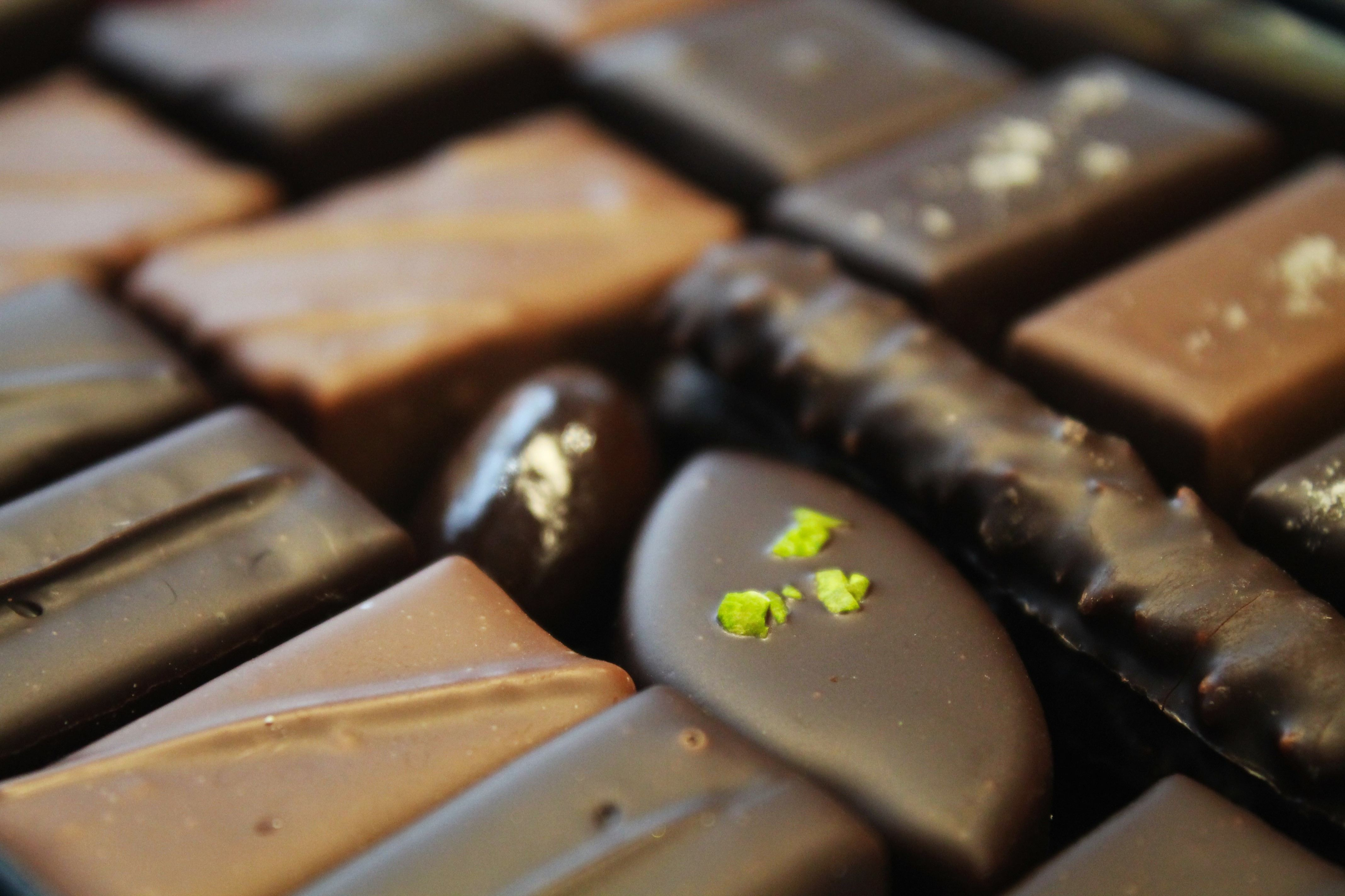 chocolaterie illèné pâtisserie 75018 paris montmartre petit commerce petitscommerces.fr chocolat wasabi
