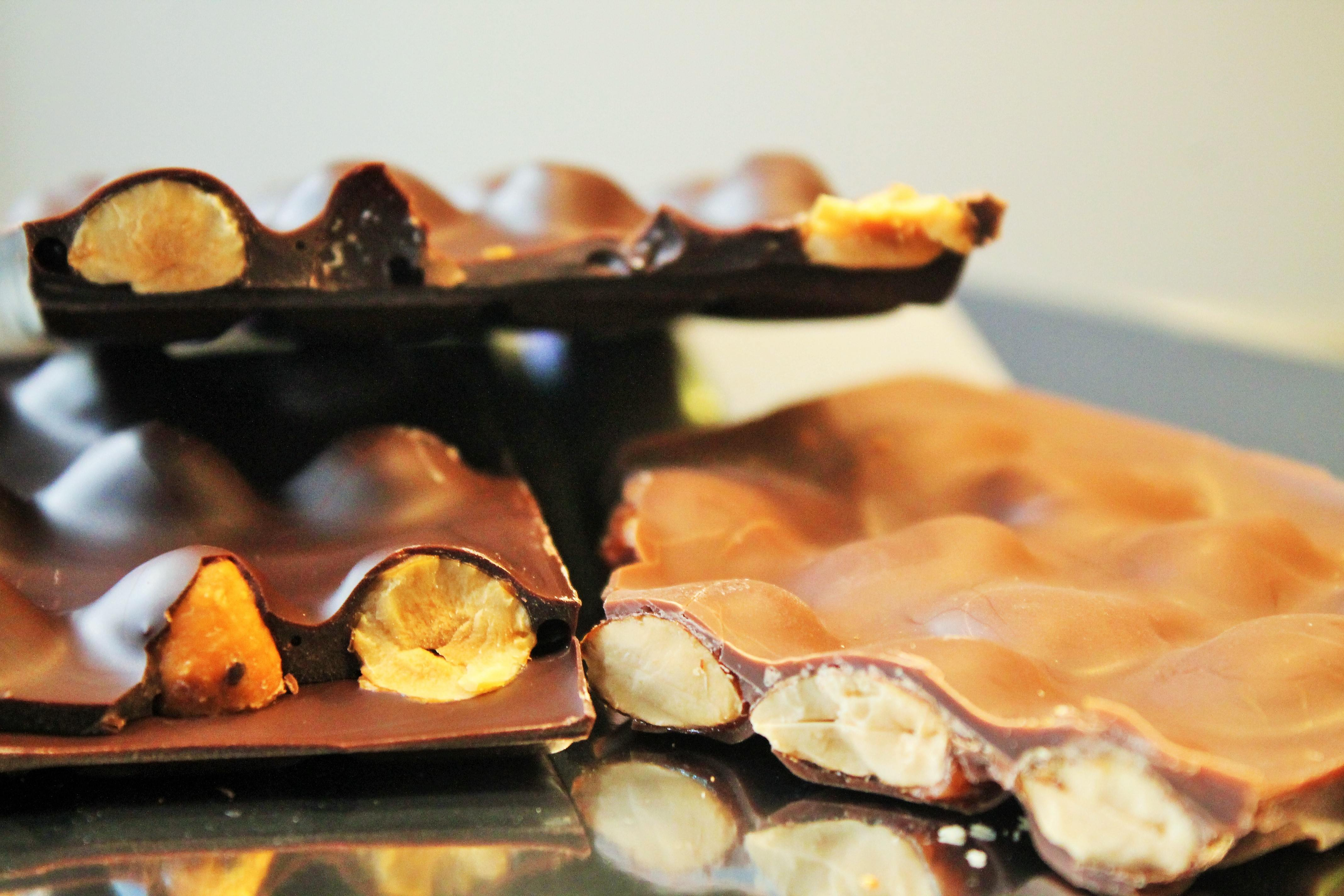 chocolaterie illèné pâtisserie 75018 paris montmartre petit commerce petitscommerces.fr noisettes amandes