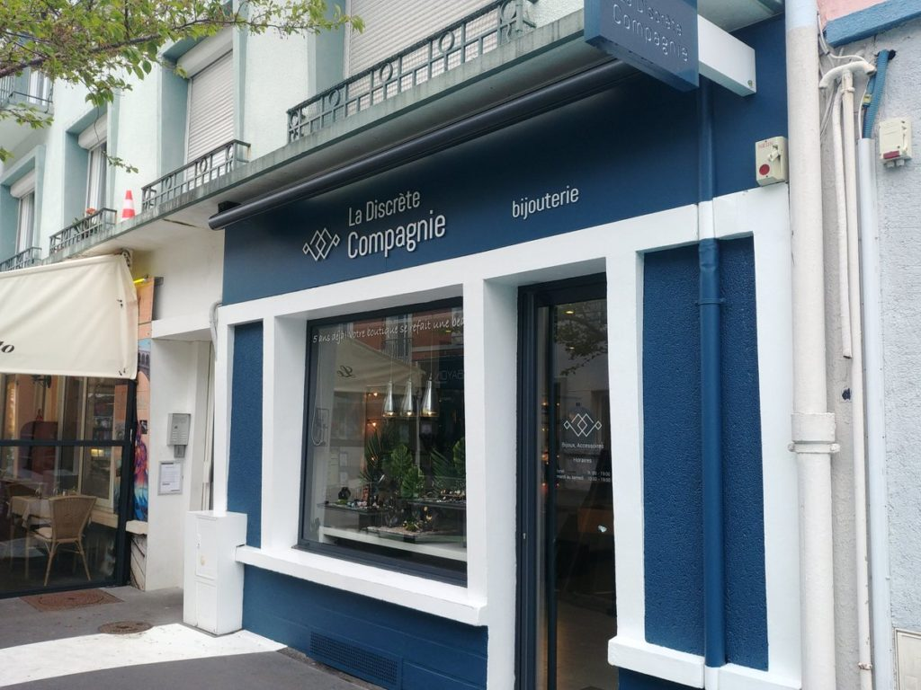 La Discrete Compagnie Bijouterie Saint-Nazaire