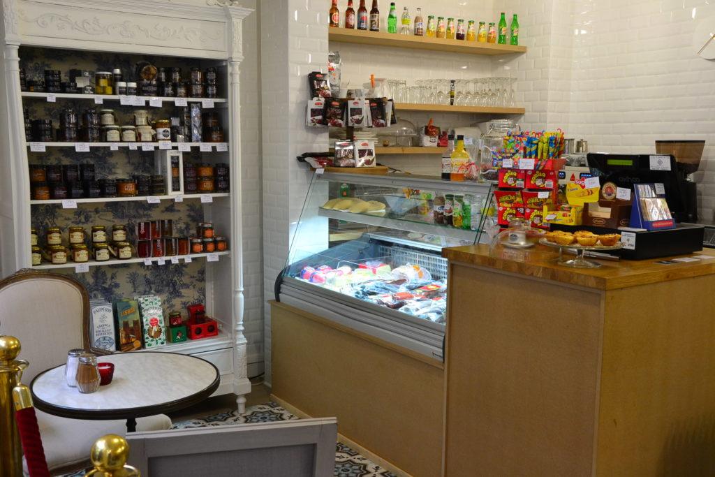 Epicerie fine portugaise Comptoir Saudade 27 bis rue de la Jonquière 75017 Paris produits portugais ©Petitscommerces.fr petit commerce petits commerces 5
