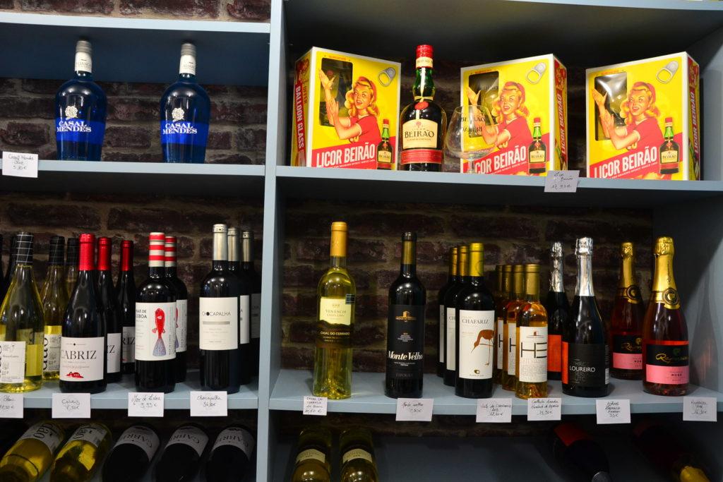 Epicerie fine portugaise Comptoir Saudade 27 bis rue de la Jonquière 75017 Paris produits portugais ©Petitscommerces.fr petit commerce petits commerces 8