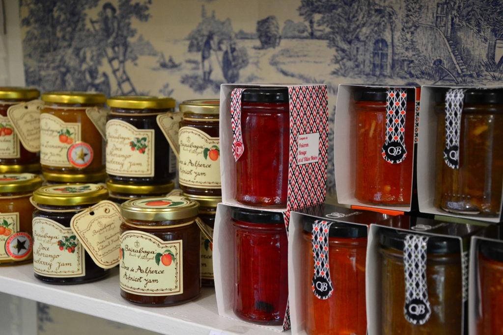 Epicerie fine portugaise Comptoir Saudade 27 bis rue de la Jonquière 75017 Paris produits portugais ©Petitscommerces.fr petit commerce petits commerces 9