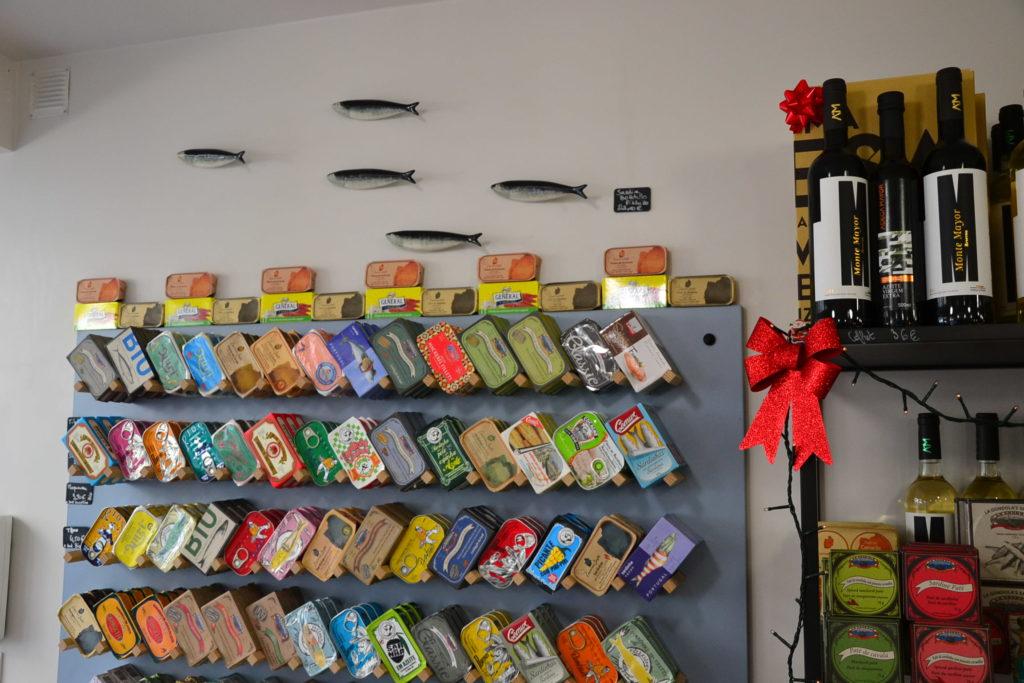 Epicerie fine portugaise La Caravelle des Saveurs 12 rue du Faubourg Saint-Martin 75010 Paris ©Petitscommerces.fr petit commerce petits commerces 4