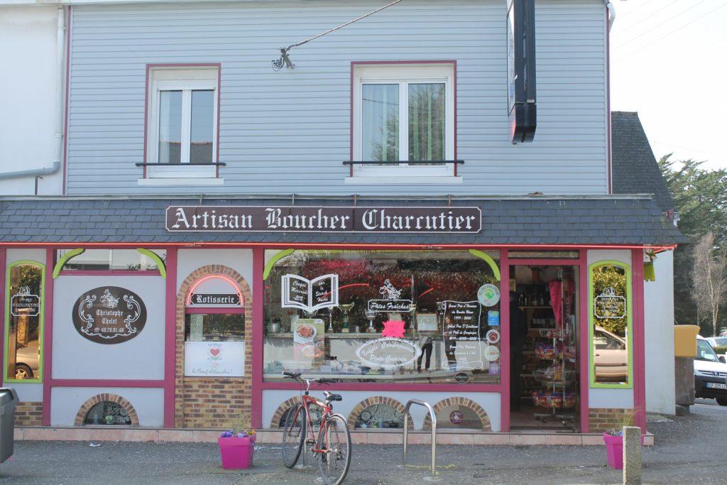 Magasin Boucherie Charcuterie Chelet Boulevard Jean de Neyman 44600 Saint Nazaire Petitscommerces.fr
