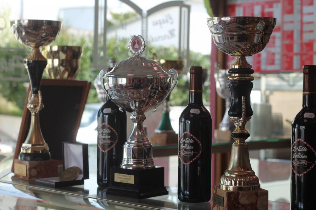 Récompenses Coupes Boucherie Charcuterie Chelet Saint Nazaire Petitscommerces.fr