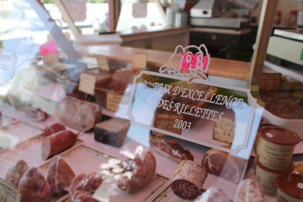 Récompenses Rillettes Boucherie Charcuterie Christophe Chelet Saint Nazaire Petitscommerces.fr