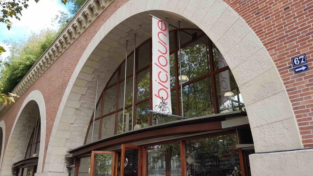 bicloune-boutique-de-velos-daumesnil-paris-12-bicyclettes-cycles-hollandais-cannondale-kona-gazelle-brompton-facade
