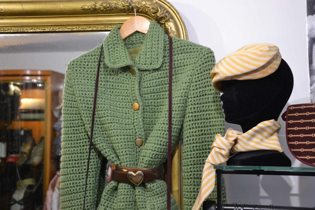 Boutique de créateurs Prisca Paris 69 rue du Mont-Cenis 75018 Paris mode vintage femmes Montmartre ©Petitscommerces.fr petits commerces 6