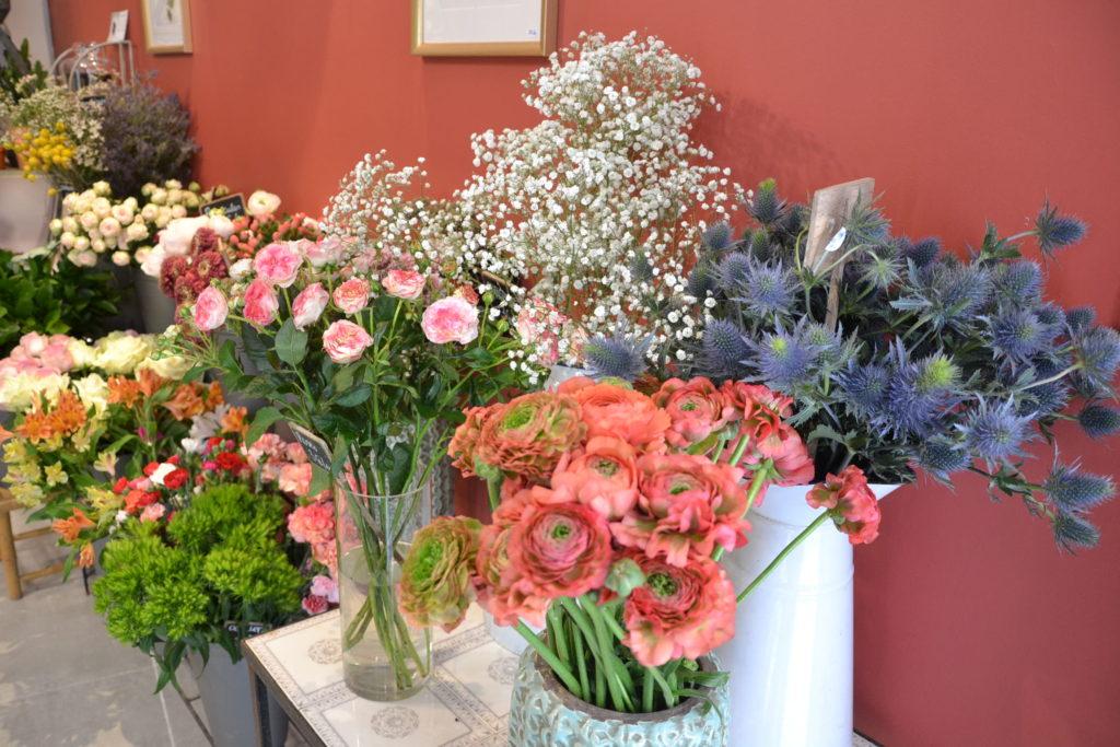 Fleuriste Blòm 4 rue Littré 30000 Nîmes fleurs bouquets événementiel ©Petitscommerces.fr petits commerces 4