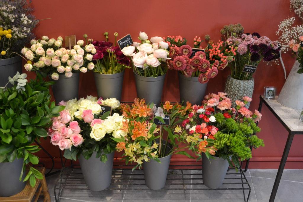 Fleuriste Blòm 4 rue Littré 30000 Nîmes fleurs bouquets événementiel ©Petitscommerces.fr petits commerces 6