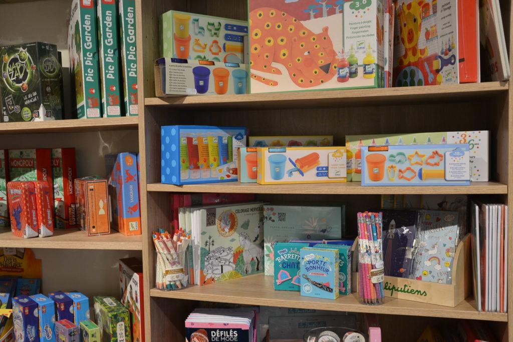 Les Lapins d'Alice boutique de jouets 22 rue Cler 75007 Paris jeux jouets ©Petitscommerces.fr petits commerces 2