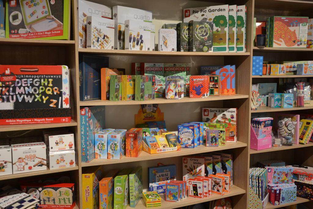 Les Lapins d'Alice boutique de jouets 22 rue Cler 75007 Paris jeux jouets ©Petitscommerces.fr petits commerces 7