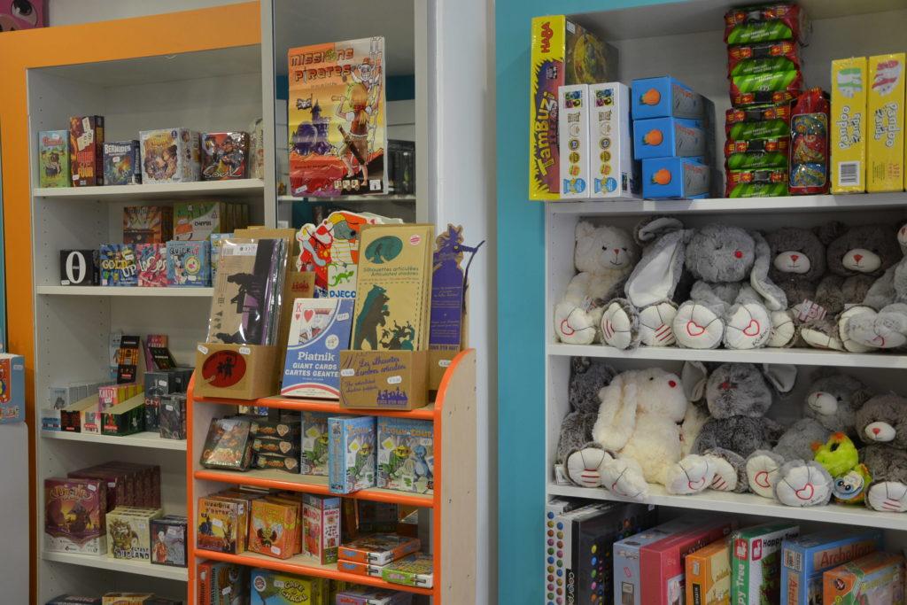 jeux boutique de jeux de société 6 rue du Pré Saint-Gervais 93260 Les Lilas jeux de stratégie jeux d'ambiance ©Petitscommerces.fr petits commerces 10