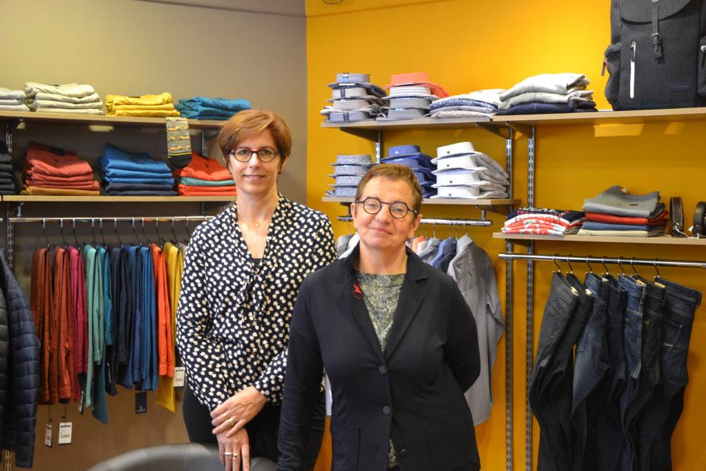 Prêt-à-porter A'loa 8 rue Daniel Lereuil 62140 Hesdin vêtements femmes hommes ©Petitscommerces.fr petits commerces 1