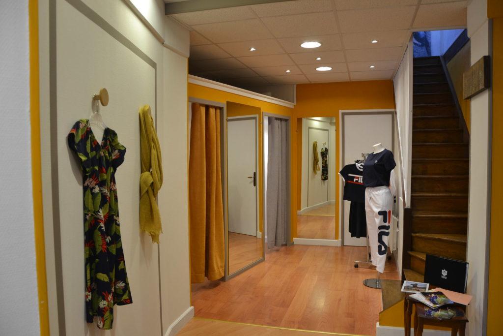 Prêt-à-porter A'loa 8 rue Daniel Lereuil 62140 Hesdin vêtements femmes hommes ©Petitscommerces.fr petits commerces 10