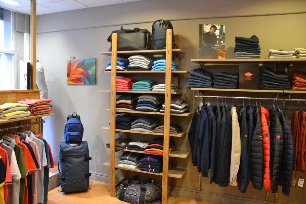 Prêt-à-porter A'loa 8 rue Daniel Lereuil 62140 Hesdin vêtements femmes hommes ©Petitscommerces.fr petits commerces 7