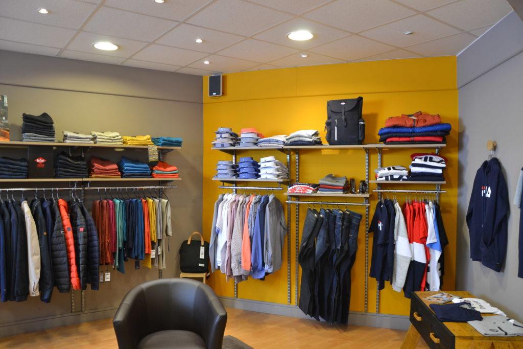 Prêt-à-porter A'loa 8 rue Daniel Lereuil 62140 Hesdin vêtements femmes hommes ©Petitscommerces.fr petits commerces 9