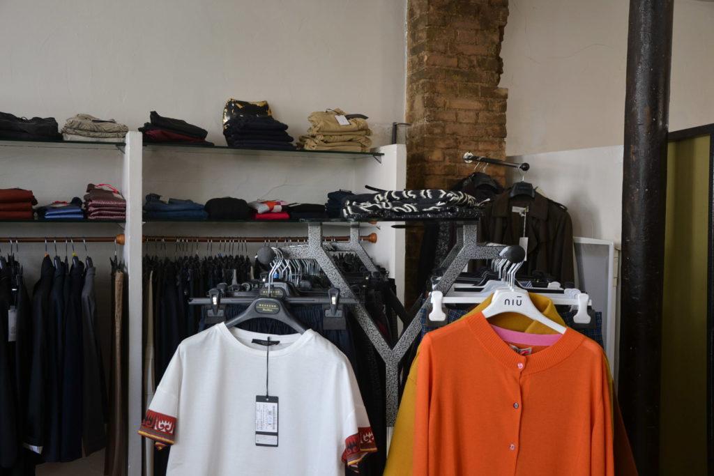 Prêt-à-porter Trombone 64 rue Curial 75019 Paris vêtements femmes ©Petitscommerces.fr petits commerces 3