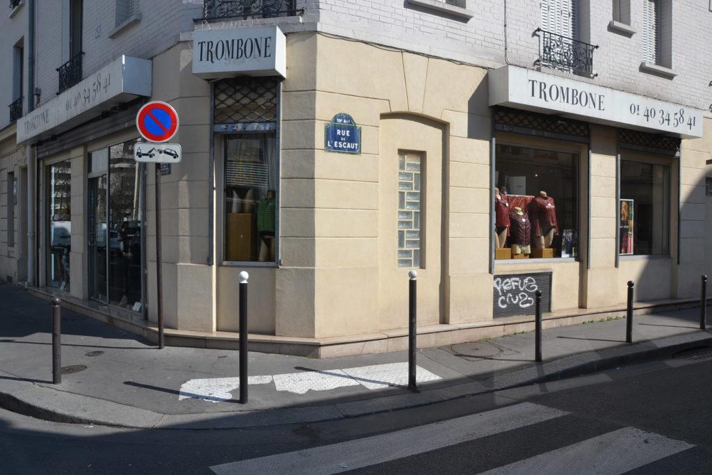 Prêt-à-porter Trombone 64 rue Curial 75019 Paris vêtements femmes ©Petitscommerces.fr petits commerces 4