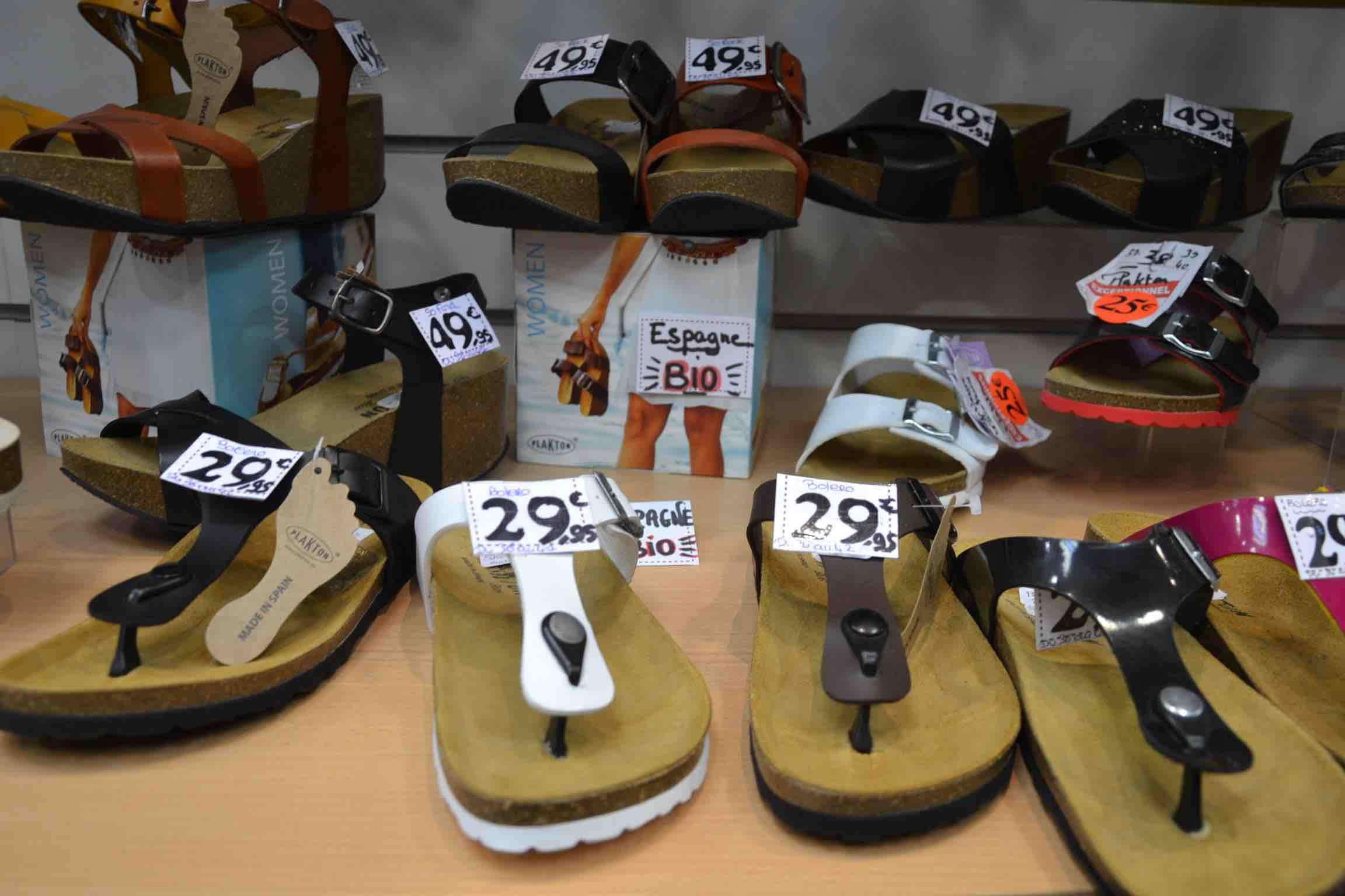 Chaussures Lucky Boutique de chaussures Paris 17