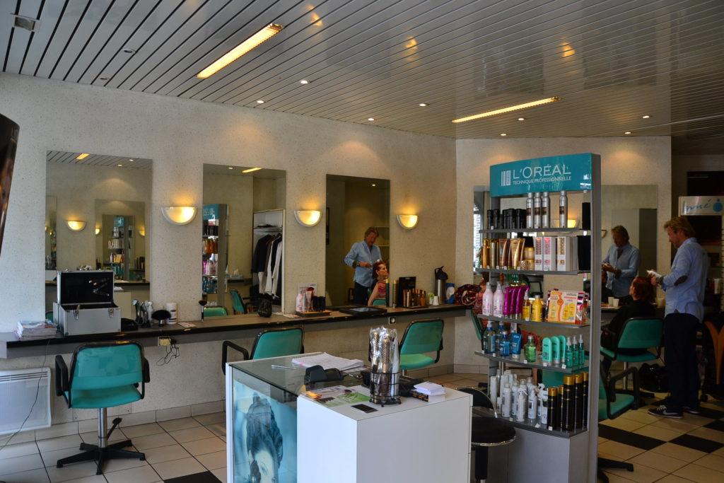 Coiffeur Paris 18 salon coiffure boutique la chapelle coupe cheveux petit commerce thierry lenoble kimberley commercant www.petitscommerces.fr