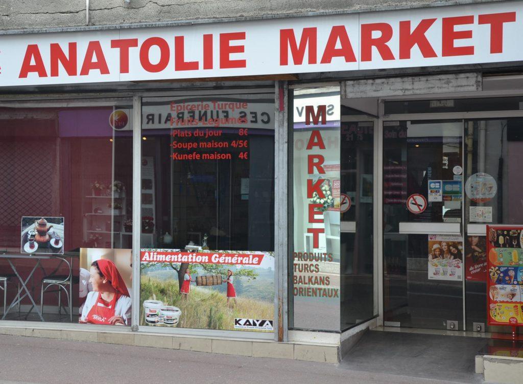 picerie fine salon de thé Anatolie Market 20 rue Albert Thomas 94500 Champigny-sur-Marne produits Balkans turcs ©Petitscommerces.fr petits commerces 2