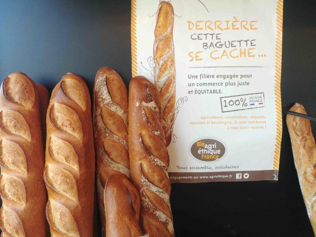 Maison Lacroix Boulangerie Saint-Nazaire Sunderland Plaisance Magali Benoit Lacroix artisan boulanger boulevard laennec baguette équitable label agriéthique