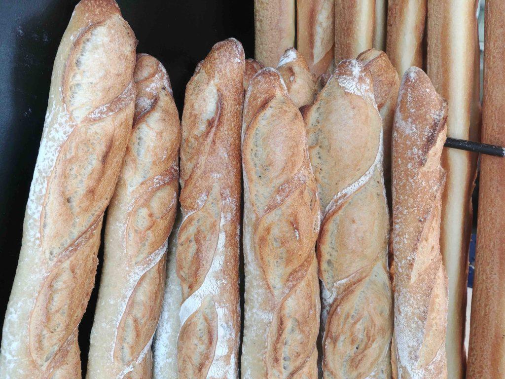 Maison Lacroix Boulangerie Saint-Nazaire Sunderland Plaisance Magali Benoit Lacroix artisan boulanger boulevard laennec baguettes tradition
