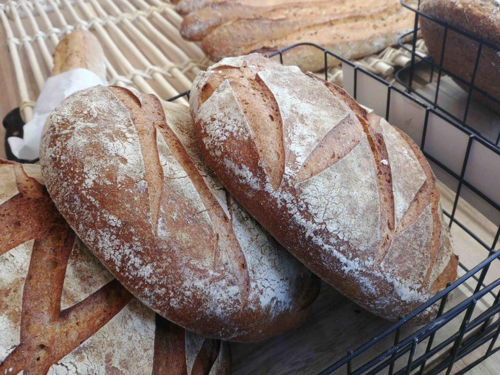 Maison Lacroix Boulangerie Saint-Nazaire Sunderland Plaisance Magali Benoit Lacroix artisan boulanger boulevard laennec boules tradition