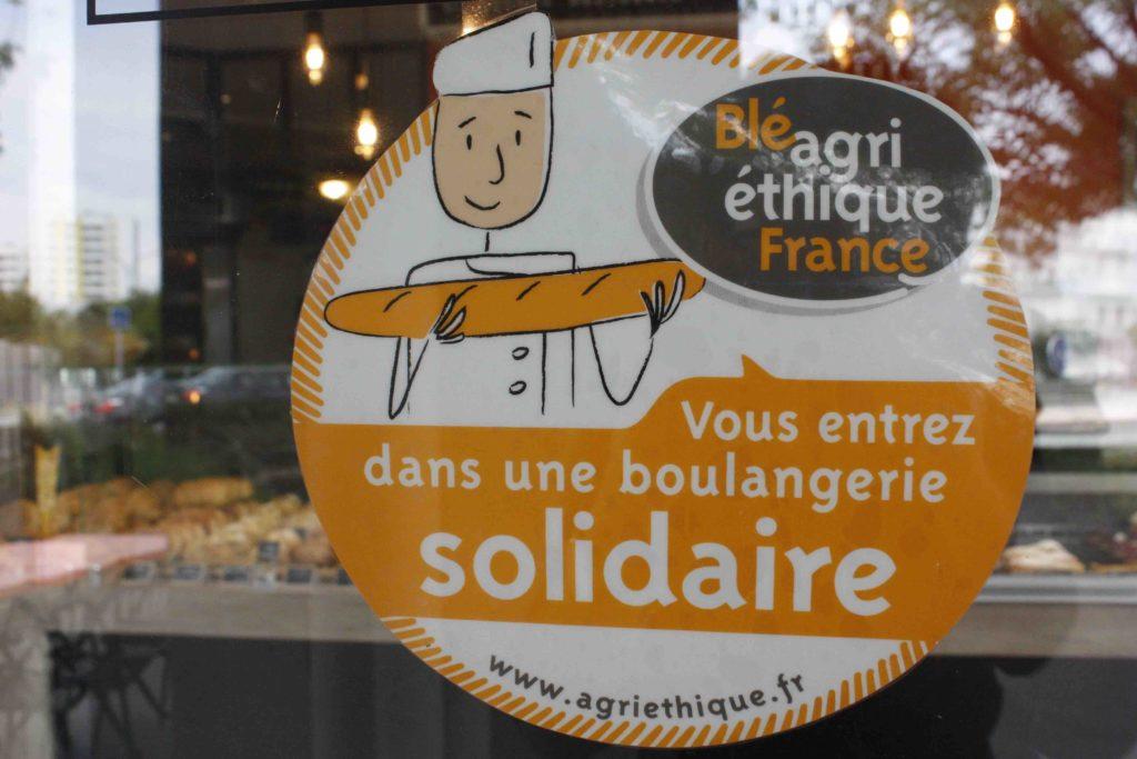Maison Lacroix Boulangerie Saint-Nazaire Sunderland Plaisance Magali Benoit Lacroix artisan boulanger boulevard laennec farines bio ethiques