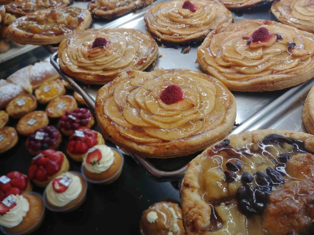 Maison Lacroix Boulangerie Saint-Nazaire Sunderland Plaisance Magali Benoit Lacroix artisan boulanger boulevard laennec tartes pommes