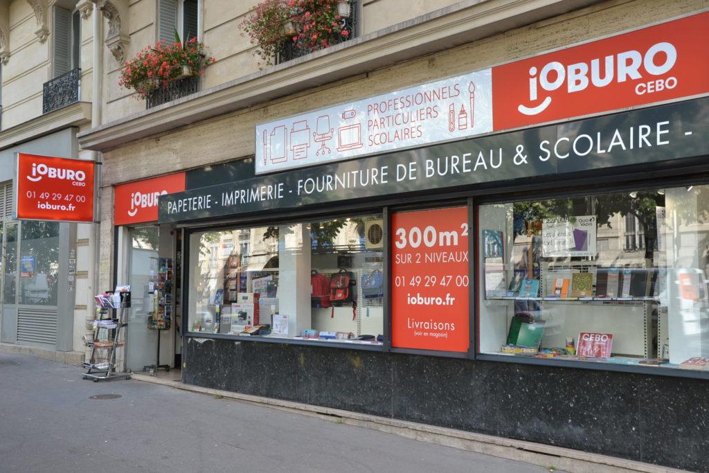Cebo librairie papeterie 108 avenue de la République 75011 Paris ©Petitscommerces 1