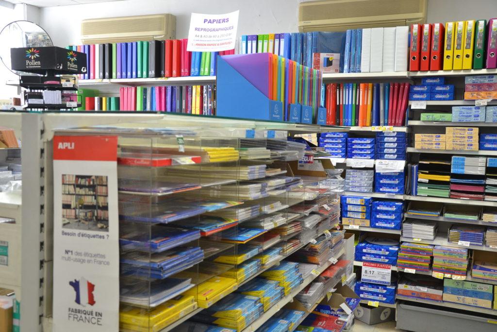 Cebo librairie papeterie 108 avenue de la République 75011 Paris ©Petitscommerces 3