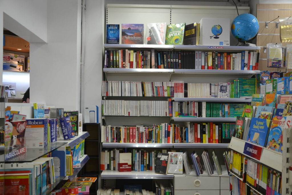 Cebo librairie papeterie 108 avenue de la République 75011 Paris ©Petitscommerces 8