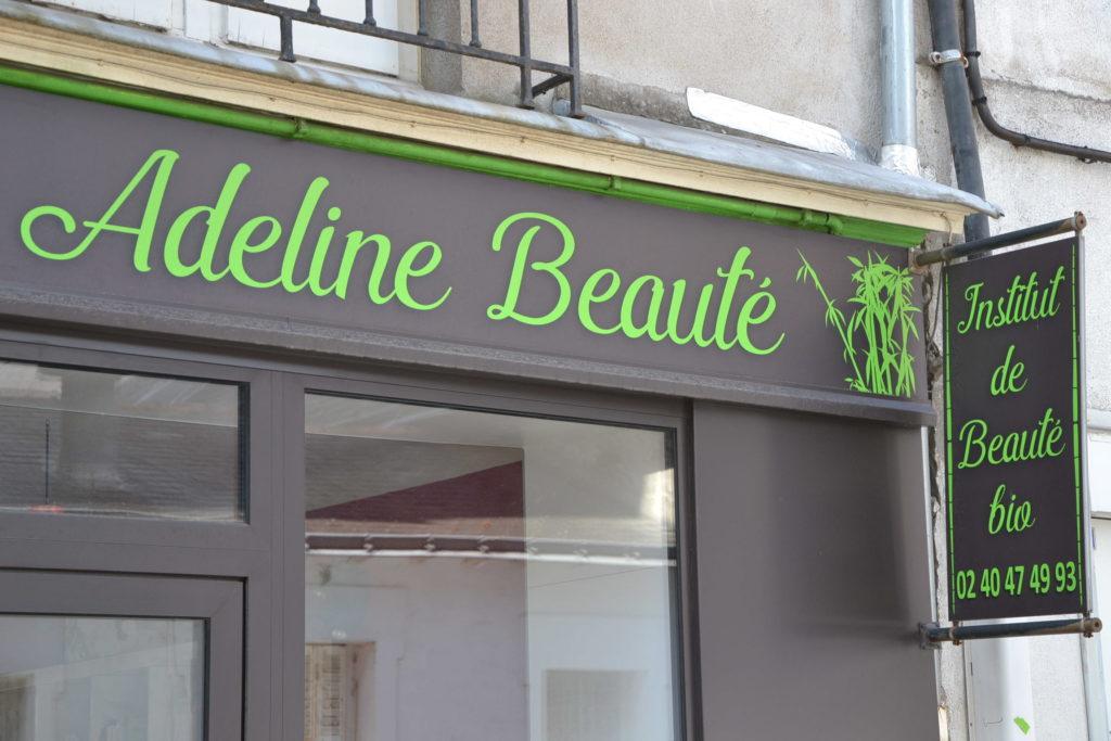 Institut Adeline Beauté institut de beauté 1 rue Auguste Brizeux 44000 Nantes ©Petitscommerces 4