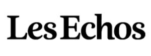 Logo Les Echos parle de Petitscommerces