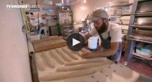 Québec un boulanger français bio installé à la campagne