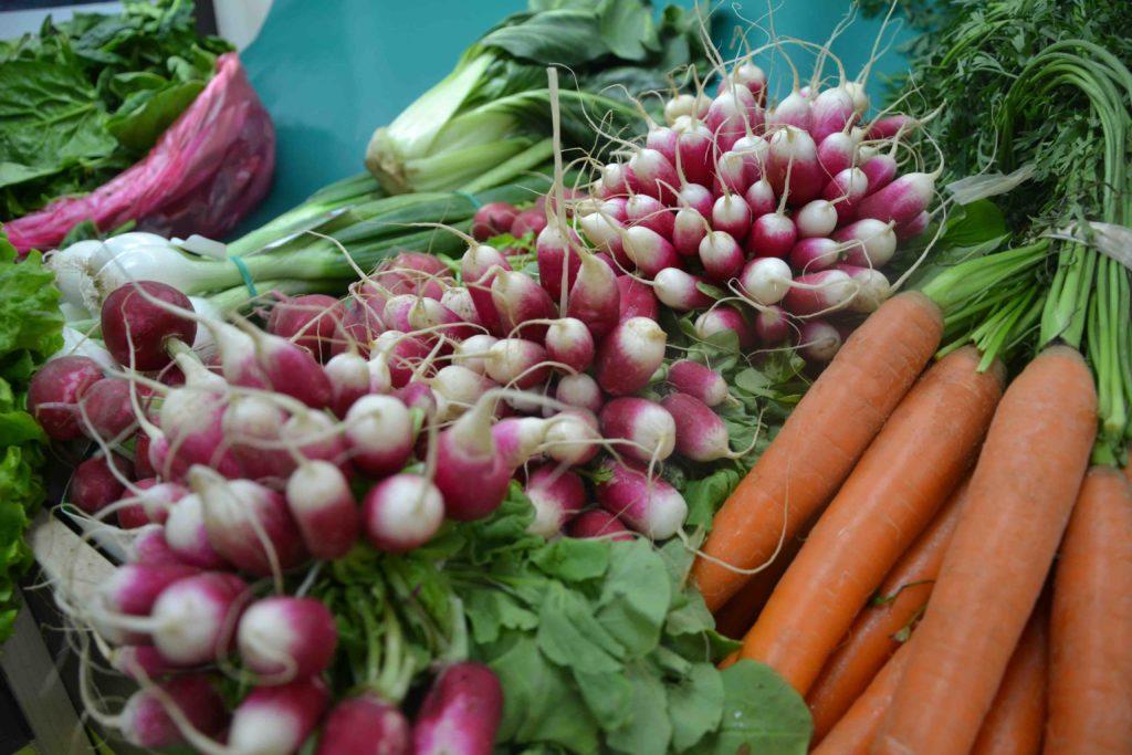 Argenteuil Primeurs fruits et légumes Argenteuil 46 Avenue Gabriel Péri carottes radis