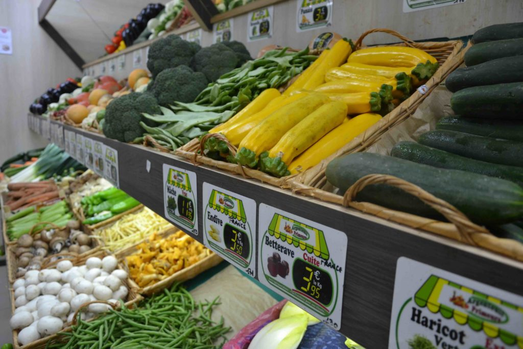 Argenteuil Primeurs fruits et légumes Argenteuil 46 Avenue Gabriel Péri courgettes