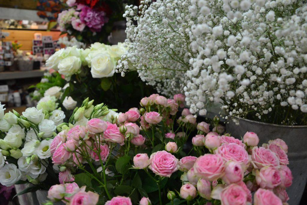 Florishop Fleuriste Argenteuil Jean-Luc artisan-fleuriste 84 avenue Gabriel Péri Argenteuil boutique bouquet