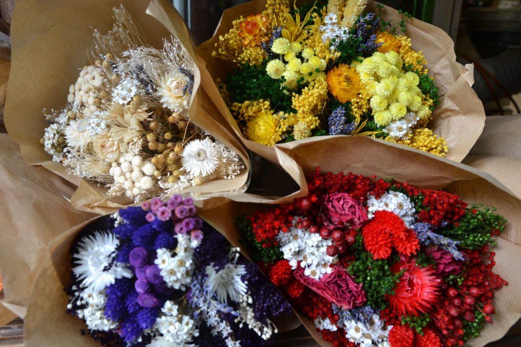 Florishop Fleuriste Argenteuil Jean-Luc artisan-fleuriste 84 avenue Gabriel Péri Argenteuil fleurs sechees