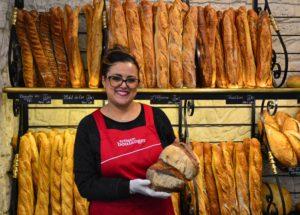 L'Adrienne boulangerie pâtisserie 44 rue du commerce 94310 Orly ©Petitscommerces 1