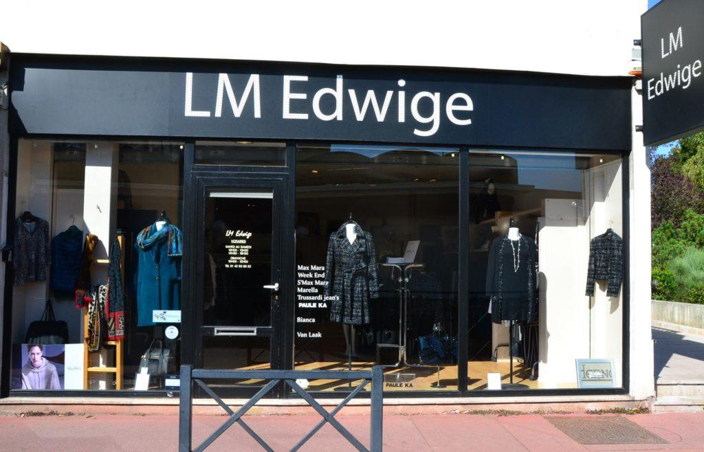 LM Edwige boutique de prêt-à-porter 1 rue du Caporal Peugeot 94210 Saint-Maur-des-Fossés ©Petitscommerces 4