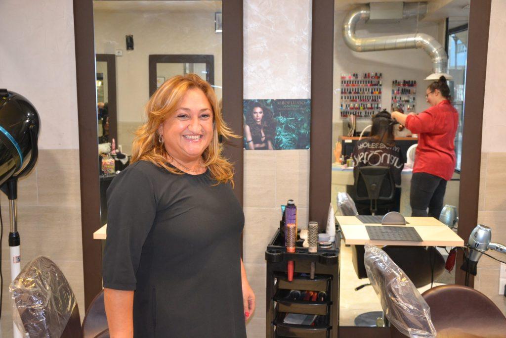 Look Coiffure salon de coiffure Argenteuil coiffeur homme femme rue Paul Vaillant Couturier maria2