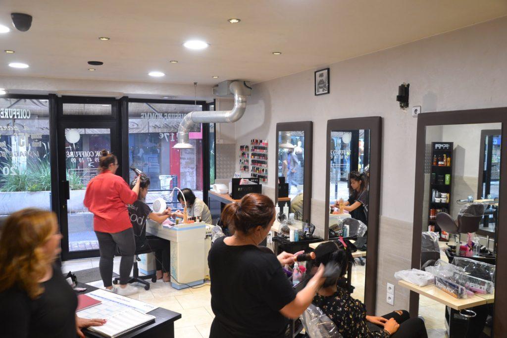 Look Coiffure salon de coiffure Argenteuil coiffeur homme femme rue Paul Vaillant Couturier vue