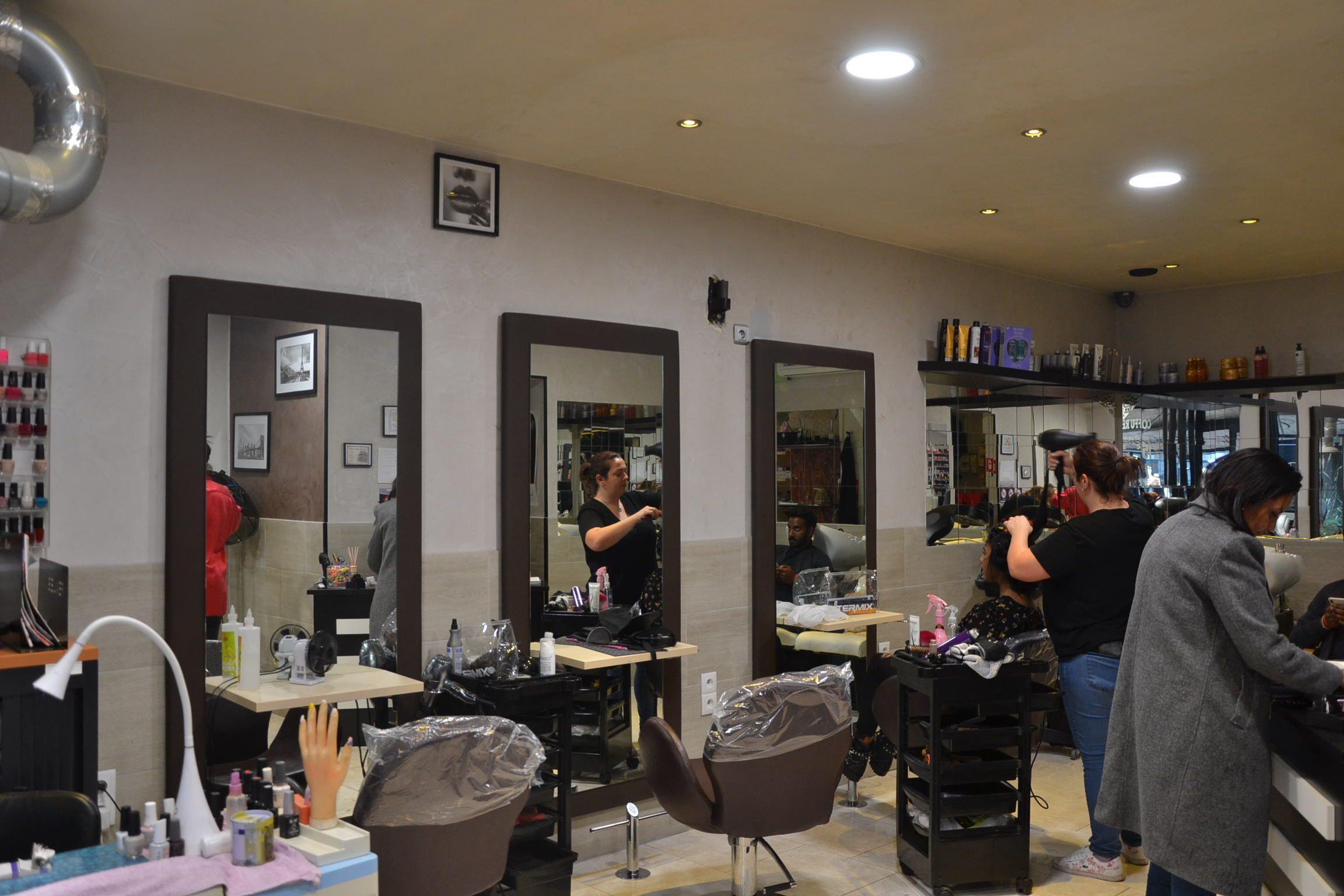 Salon coiffure femme argenteuil