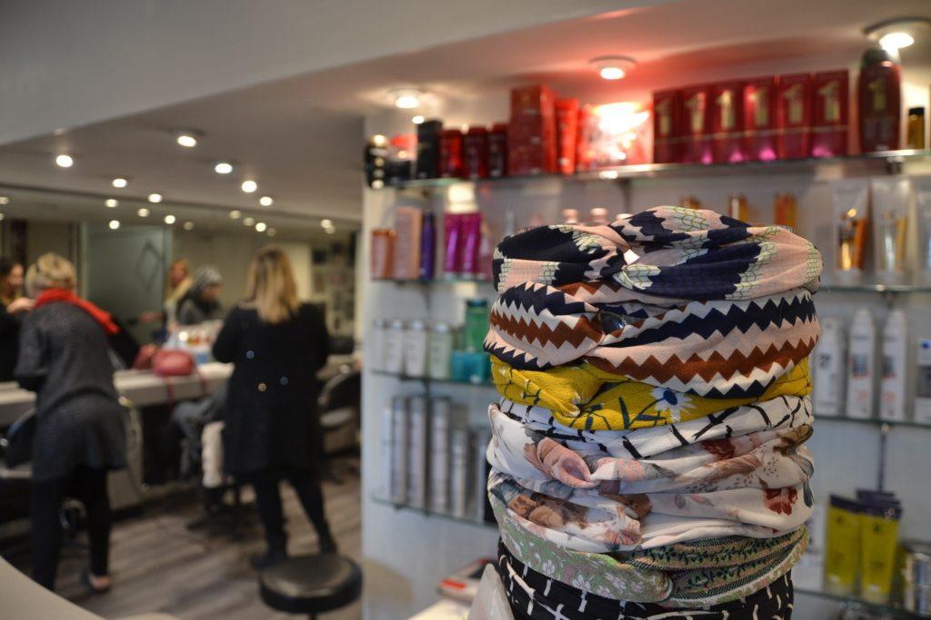 Tara Coiffure coiffeur Argenteuil salon de coiffure relooking 54 avenue Gabriel Péri Argenteuil Toura bandeau