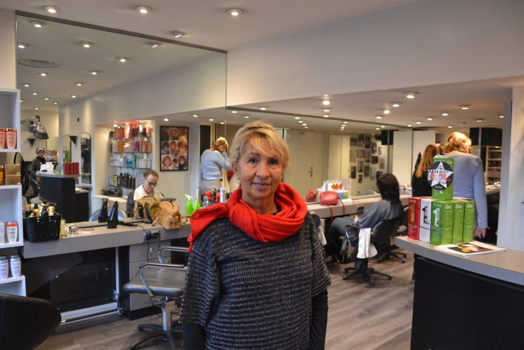 Tara Coiffure coiffeur Argenteuil salon de coiffure relooking 54 avenue Gabriel Péri Argenteuil Toura equipe